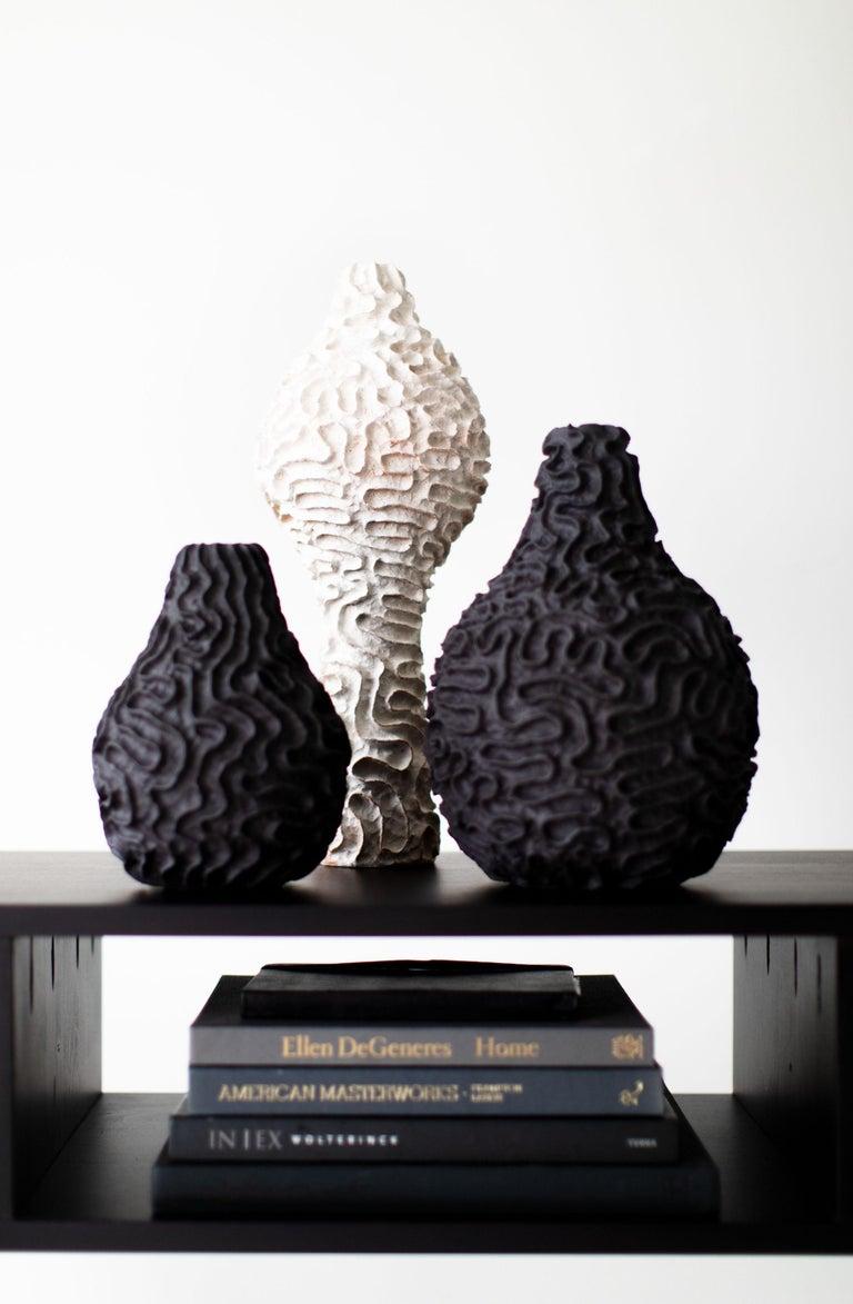 Designer: Suzy Goodelman  Distributor: Craft Associates Furniture Period/Model: New Specs: Clay  dimensions   H 11.75