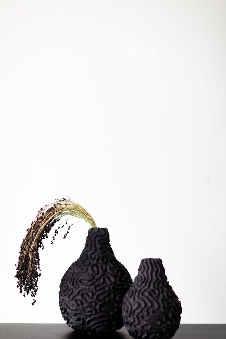 Modern Ceramic Vase by Suzy Goodelman for Craft Associates Furniture, 1911-SG For Sale