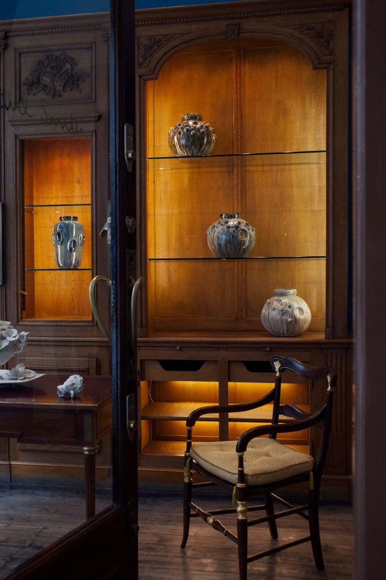 Ceramic Vase by Violante Lodolo D'Oria Glazed Stoneware Contemporary For Sale 2