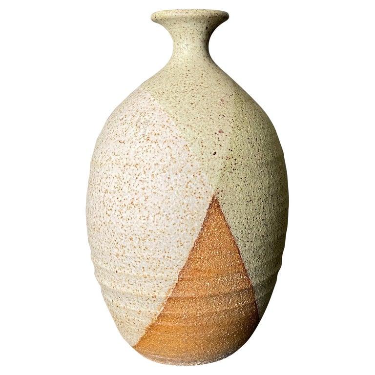 Ceramic Vase by Wishon-Harrell For Sale