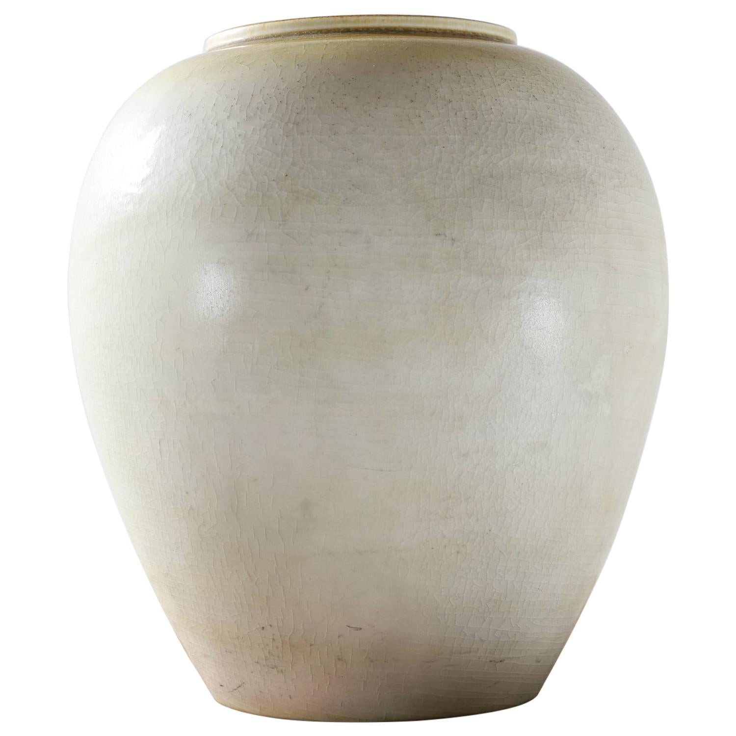 Ceramic Vase Made by Gertrud Lonegren at the Rorstrand Studios Between 1937-42
