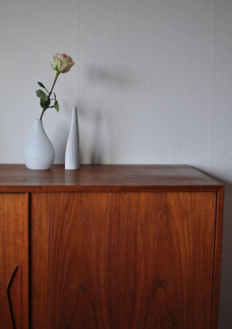 Ceramic Vases Model Reptil Designed by Stig Lindberg, Set of Two For Sale 4
