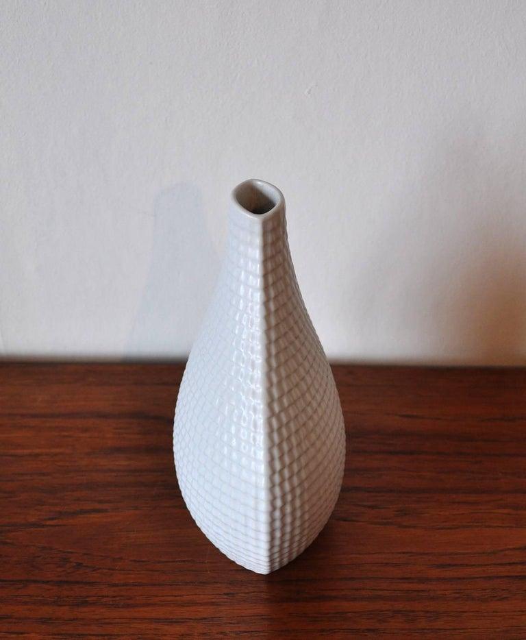 Ceramic Vases Model Reptil Designed by Stig Lindberg, Set of Two For Sale 1