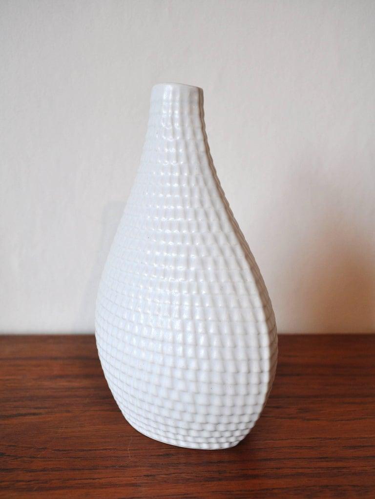 Ceramic Vases Model Reptil Designed by Stig Lindberg, Set of Two For Sale 2