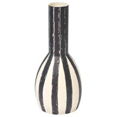 Ceramic Vase or Vessel Hand-Painted