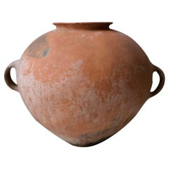 Ceramic Water Pot from the Puebla Highlands of Mexico, Circa 1970's