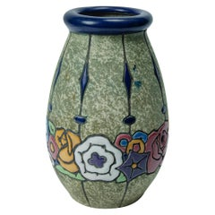 Ceramics Anphora Art Deco Period
