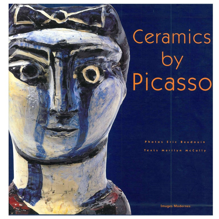 Ceramics by Picasso 'Books' For Sale