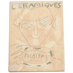 Pablo Picasso - Ceramiques de Picasso, First Edition 1948