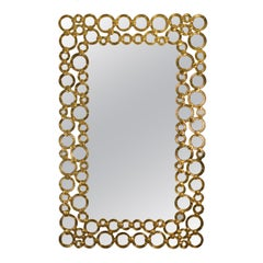 Cerchi Silver or Gold Leaf by Ongaro e Fuga, Murano