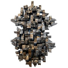 """""""Ceremony"""" Wall Sculpture by Dan Schneiger"""