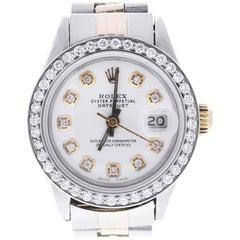 Certified 1973 Rolex Datejust 6917
