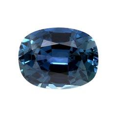 Certified 4.39 No Heat Blue Sapphire