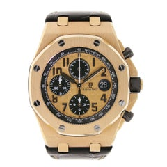 Certified Audemars Piguet Offshore Rose Gold Watch 26470OR.OO.A002CR.01