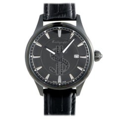 Certified Authentic and Warranty, Montegrappa Cash246, Millimeters Black Dial
