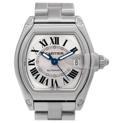 Certified Authentic Cartier Roadster 4788, Black Dial