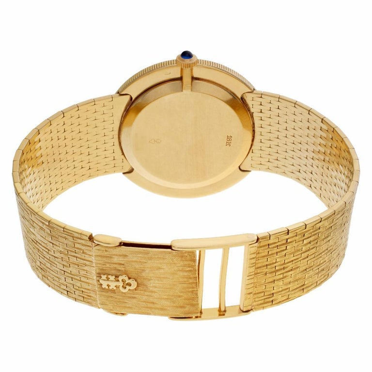 Women's Certified Authentic Corum Classic 7740, Gold Dial