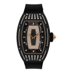 Certified Authentic Richard Mille RM 007202799 Black Dial