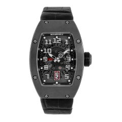Certified Authentic Richard Mille RM 00780279 Black Dial