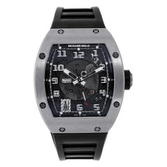 Certified Authentic Richard Mille RM 010107039 Black Dial
