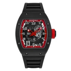Certified Authentic Richard Mille RM 010117599 Black Dial