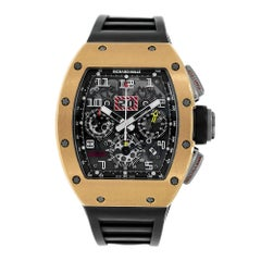 Certified Authentic Richard Mille RM 011178799 Black Dial