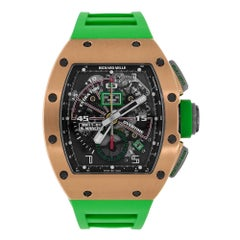 Certified Authentic Richard Mille RM 011209399 Black Dial