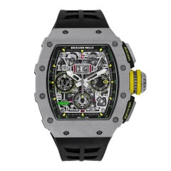 Certified Authentic Richard Mille RM 011221399 Grey Dial