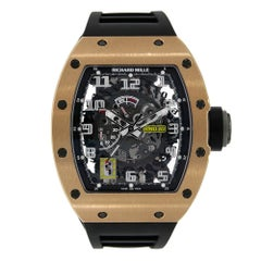 Certified Authentic Richard Mille RM 030166199 Black Dial