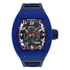Certified Authentic Richard Mille RM 030209039 Black Dial