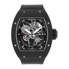 Certified Authentic Richard Mille RM 035147599 Black Dial