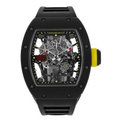 Certified Authentic Richard Mille RM 035196799 Grey Dial