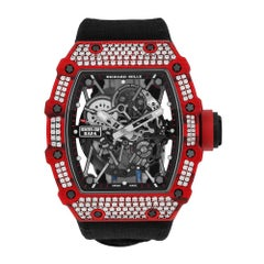Certified Authentic Richard Mille RM 035301199 Black Dial