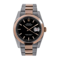 Certified Authentic Rolex Datejust10079 Blue Dial