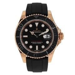 Certified Authentic Rolex Yacht-Master 25439 Blue Dial