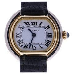 Certified Cartier Ellipse Ladies Watch