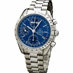 Certified Certified Pre-Owned Omega Speedmaster Day Date 3521.80 Auto RG103