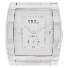 Certified Ebel Tawara 9127J40 with Band and Silver Dial