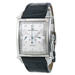 Certified Girard Perragaux Vintage 1945 28853 Men's Automatic Watch SS