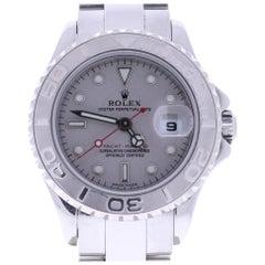 Certified Ladies Rolex Oyster Perpetual Yacht Master 169622 Box Papers