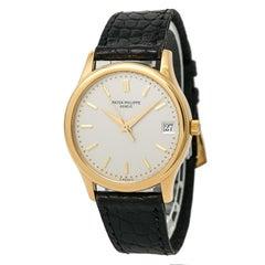Certified Patek Philipe Calatrava 3998 Unisex Automatic Watch