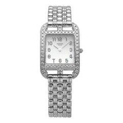Certified Pre-Owned Hermes Diamond Cape Cod Watch
