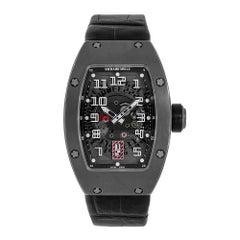 Certified, Richard Mille Ladies Black Titanium Watch RM007