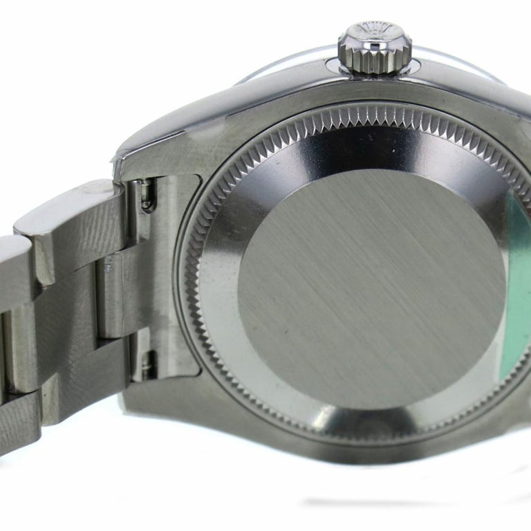 Certified Rolex Datejust 178240 2013 Stainless Steel Women's In New Condition For Sale In Miami, FL