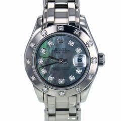 Certified Rolex Datejust 80319