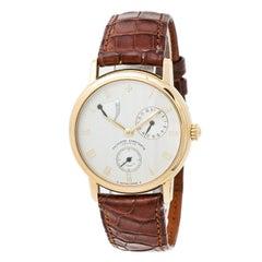 Certified Vacheron Constantin Patrimony 47200 Men's Automatic Watch Cream Dial 3