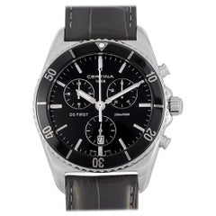 Certina DS First Ceramic Chronograph Men's Watch C014.417.16.051.00