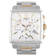 Certina Ds Podium Chronograph Ladies Watch C001.317.22.037.00