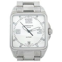 Certina DS Trust Silver Dial Ladies Watch C019.510.11.037.00