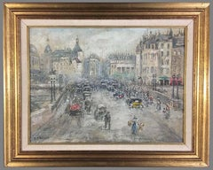Paris Scenes, a Pair